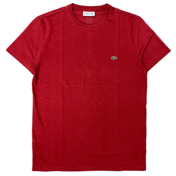 LACOSTE Lacoste Men's Crew Neck Pima Cotton T-Shirt TH6709 52 Z1Q