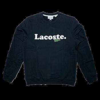 LACOSTE Lacoste Men's Lacoste And Crocodile Branded Fleece Sweatshirt SH2173 52 031