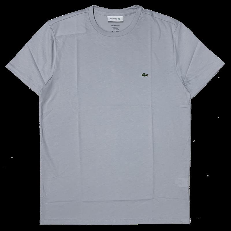 LACOSTE Lacoste Men's Crew Neck Pima Cotton T-Shirt TH6709 52 KLW