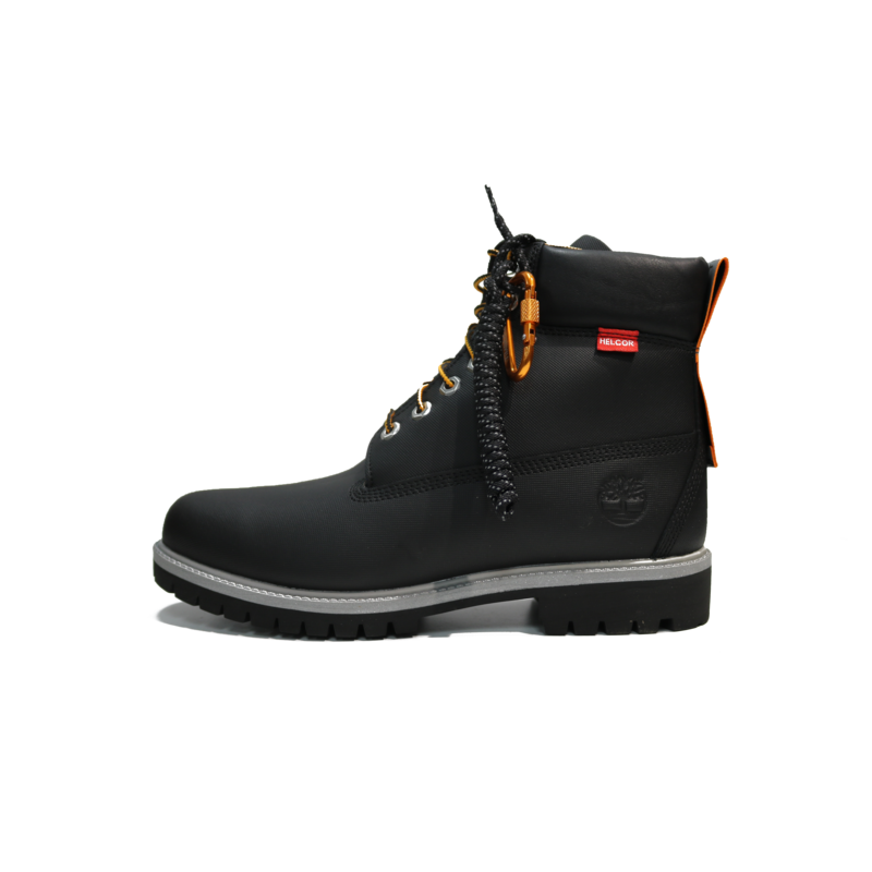 TIMBERLAND Timberland Heritage 6in Waterproof Boot Black Helcor TB0A2NAY