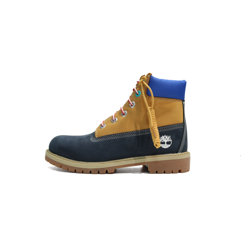"TIMBERLAND Timberland Multicolor 6"" Inch Premium Youth Boot Waterprood TB0A2F3U"