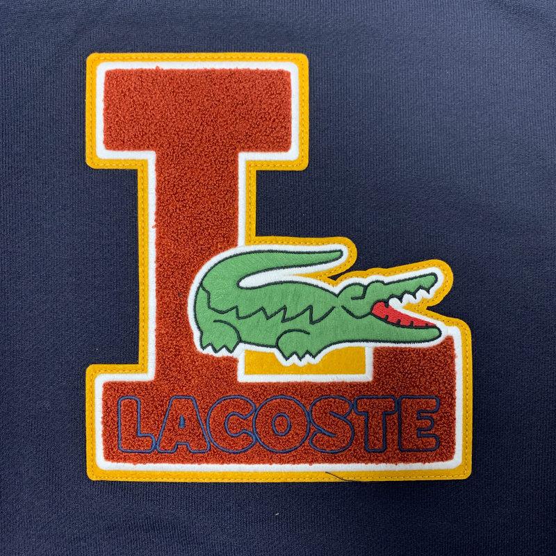 LACOSTE Lacoste Men's Crew Neck Badge Fleece Sweatshirt SH2208 52 HDE