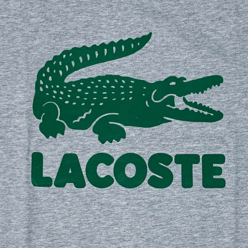 LACOSTE Lacoste Men's Printed Lacoste Logo Cotton T-shirt TH2166 52 CCA