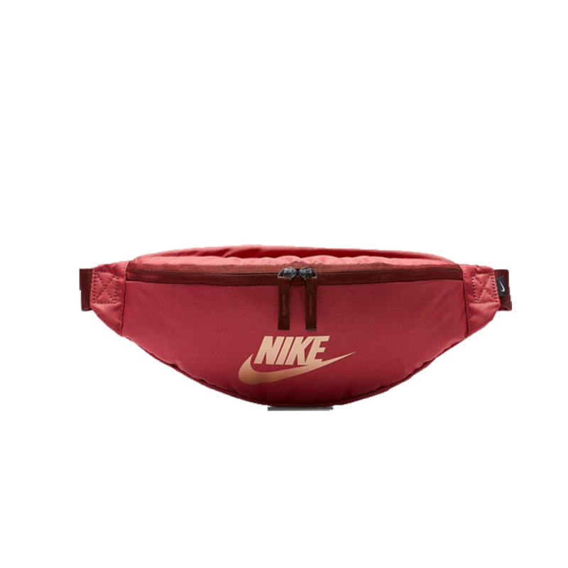 Nike Nike Heritage Hip Pack Burgundy/D'or BA5750 661