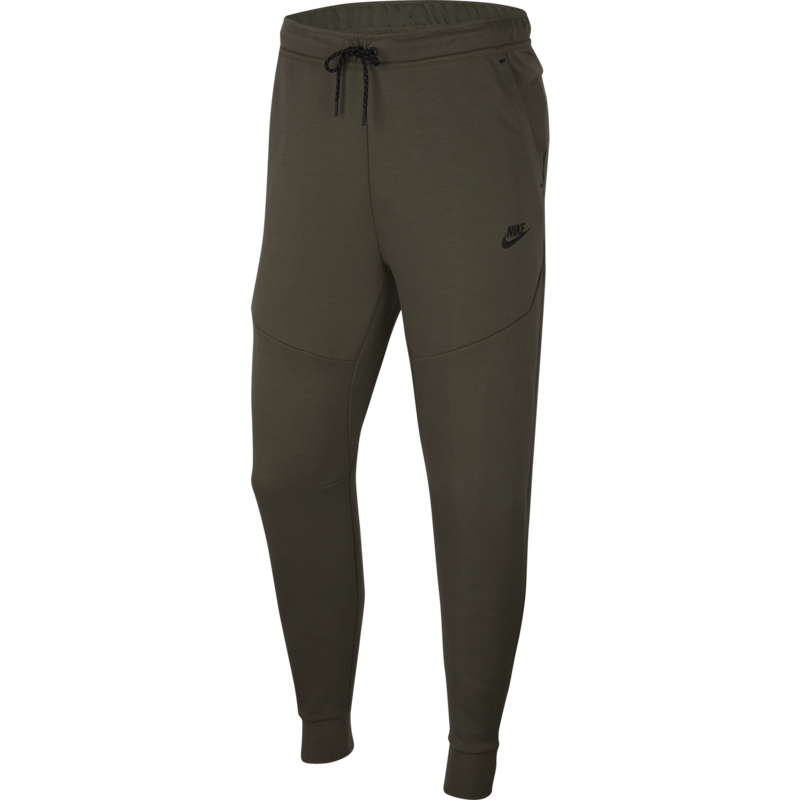 Nike Nike Men's Tech Fleece Pant Olive CU4495 380