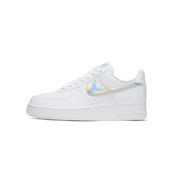 Nike Nike Women's Air Force 1 Essential White/Silver CJ1646 100