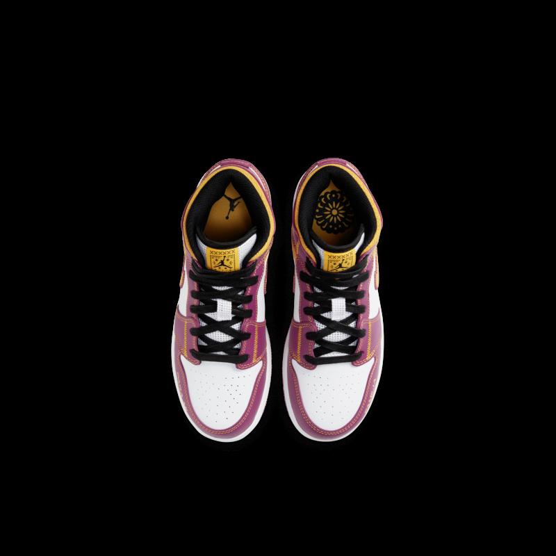 Air Jordan Air Jordan 1 Mid SE 'Familia'  PS DC0499 100