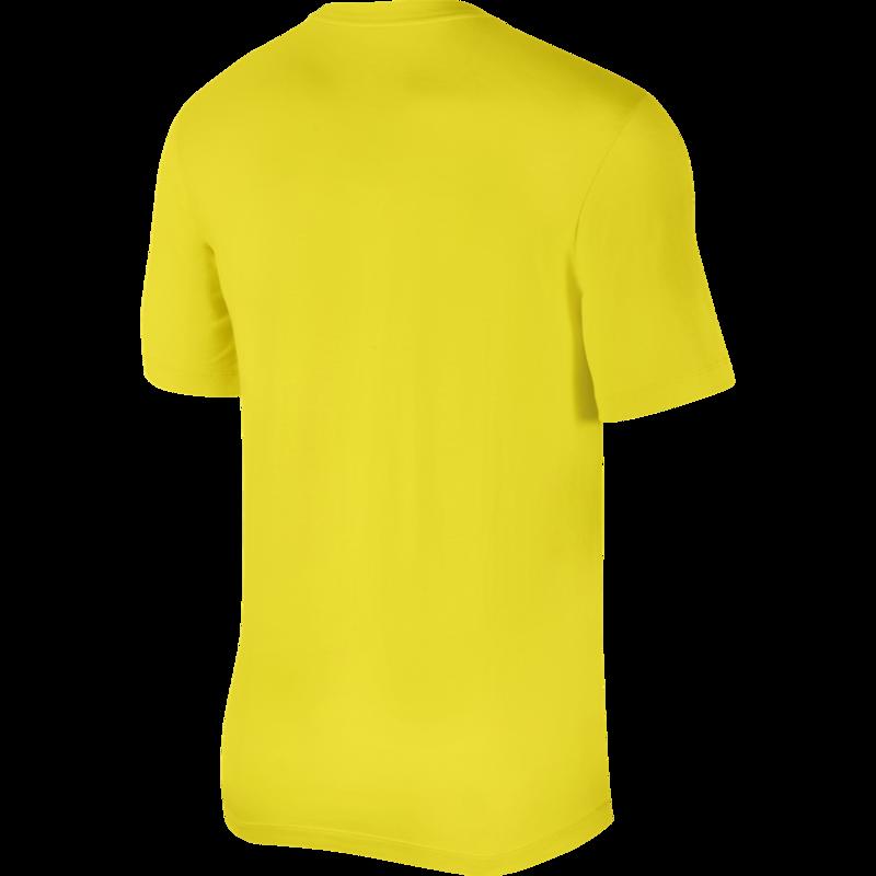 Nike Nike Men's Sportswear Club Shirt Yellow AR4997 731