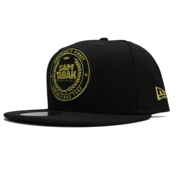 New Era NEW ERA Sam Tabak Snapback 9FIFTY Black/Gold