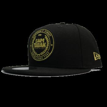 New Era NEW ERA Sam Tabak Snapback 9FIFTY Black/Gold