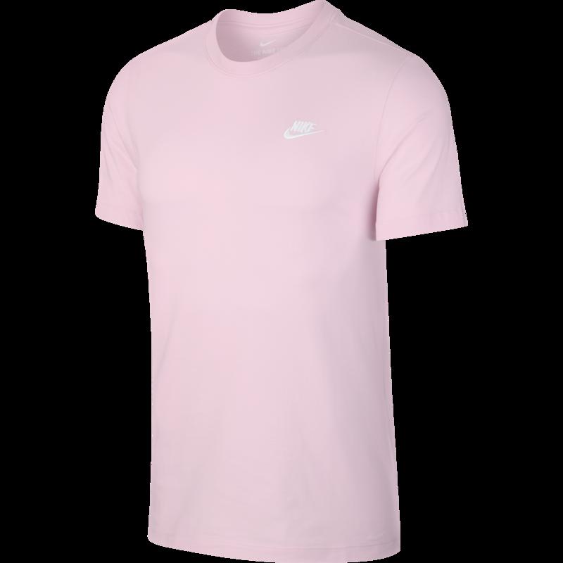 Nike Nike Men's Club Tee Pink AR4997 663