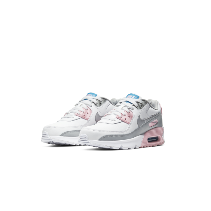 Nike Nike Air Max 90 LTR  'Light Smoke Grey/Metallic Silver' CD6864 004