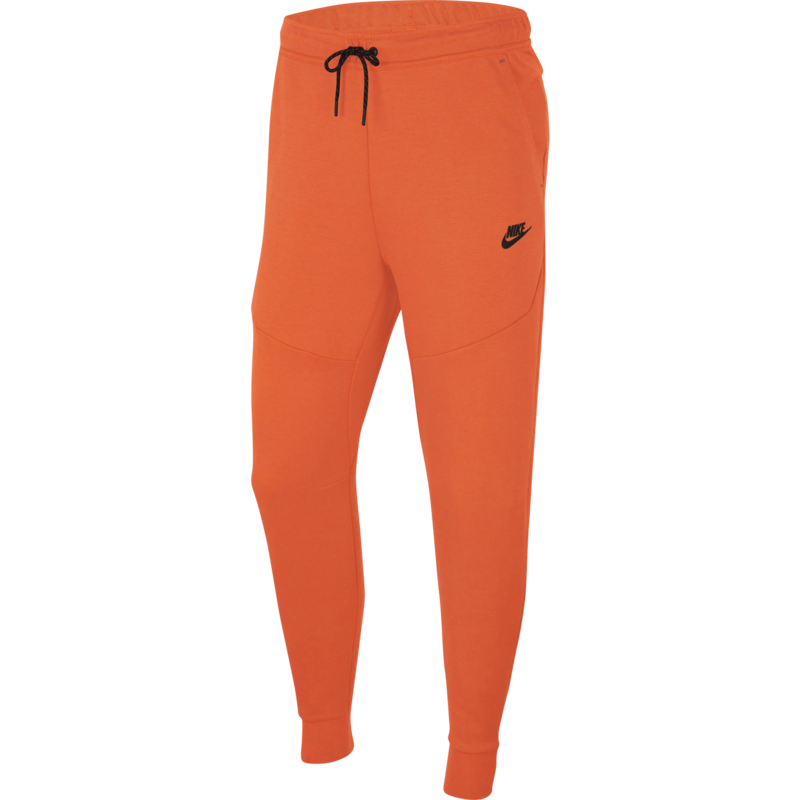 Nike Nike Men's Tech Fleece Pant Orange CU4495 837