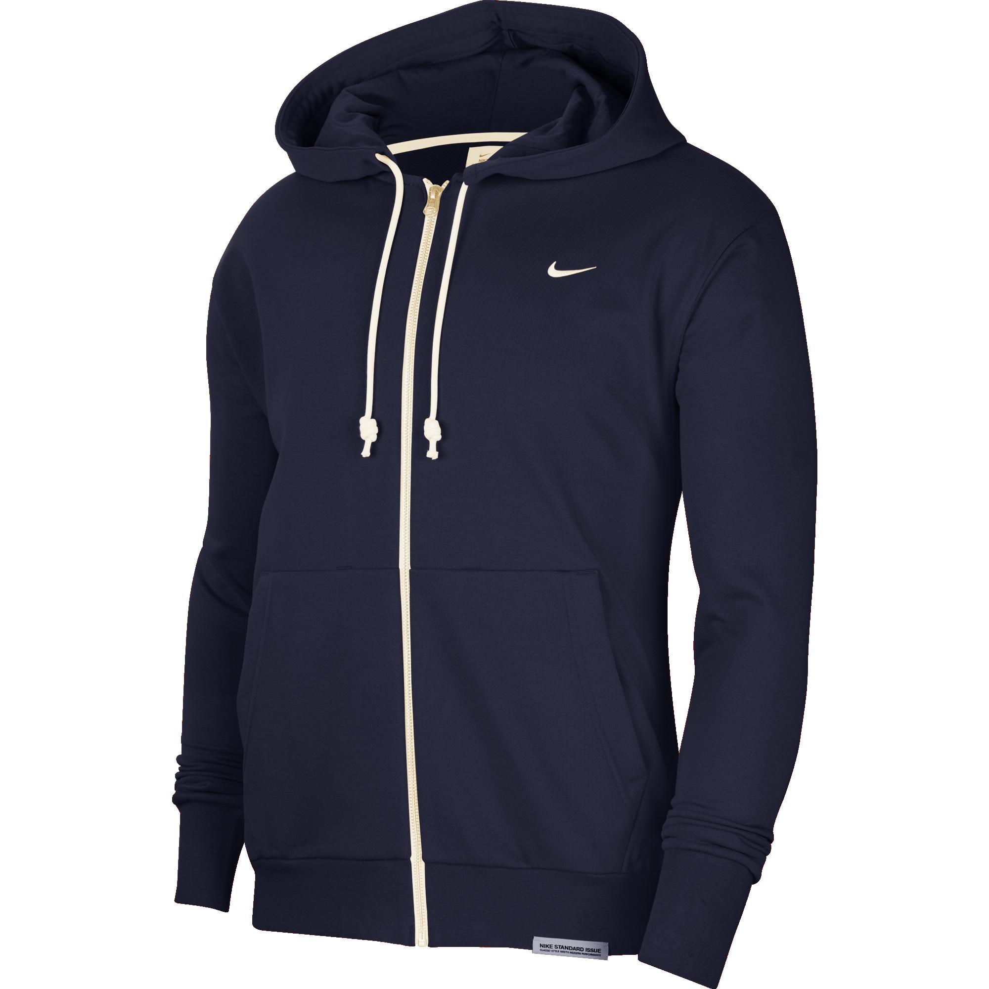pozo imitar vertical  Nike Dri-Fit Standard Issue Hoodie CK6362 419 - Sam Tabak
