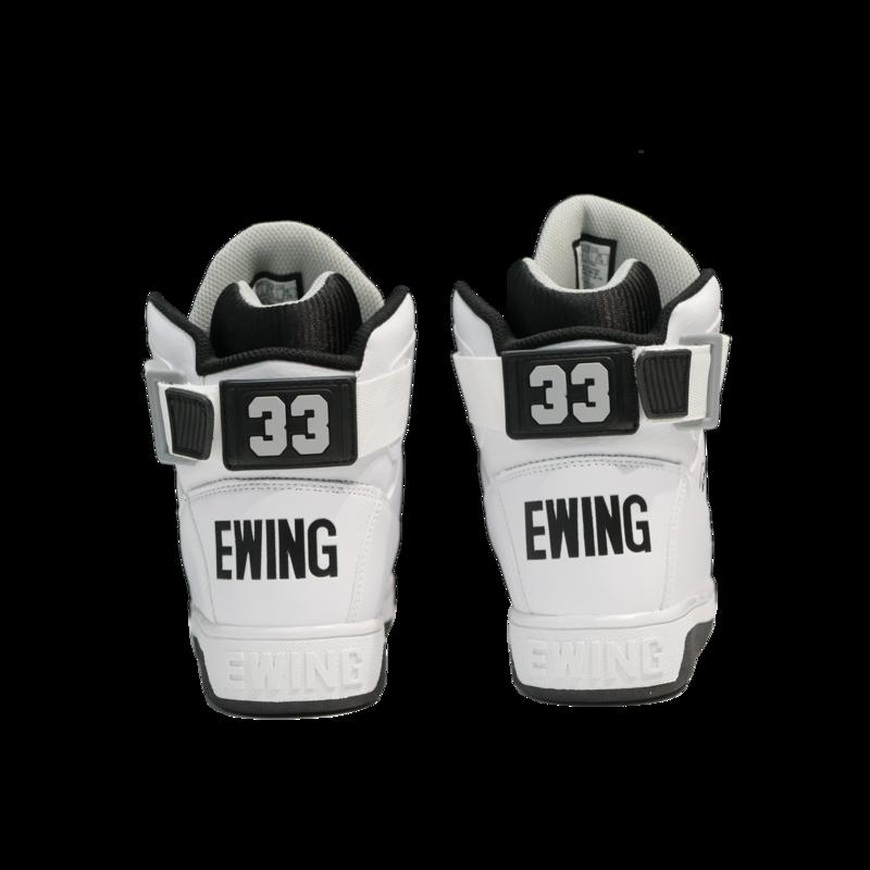 EWING Ewing 33 Hi PU 1BM01043 102 White/Black