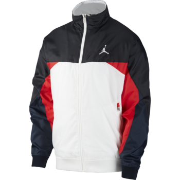 Air Jordan Air Jordan 1 Legacy Jacket Black/White/Red CZ1158 010