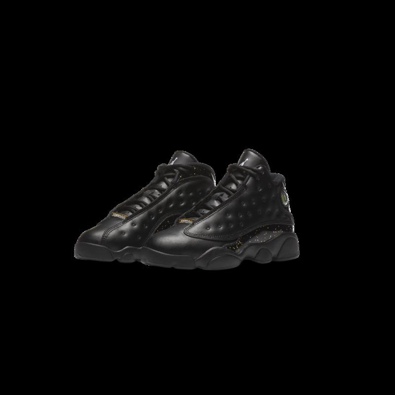 Air Jordan Air Jordan 13 Retro PS 'Black/Metallic Gold' DC9444 007