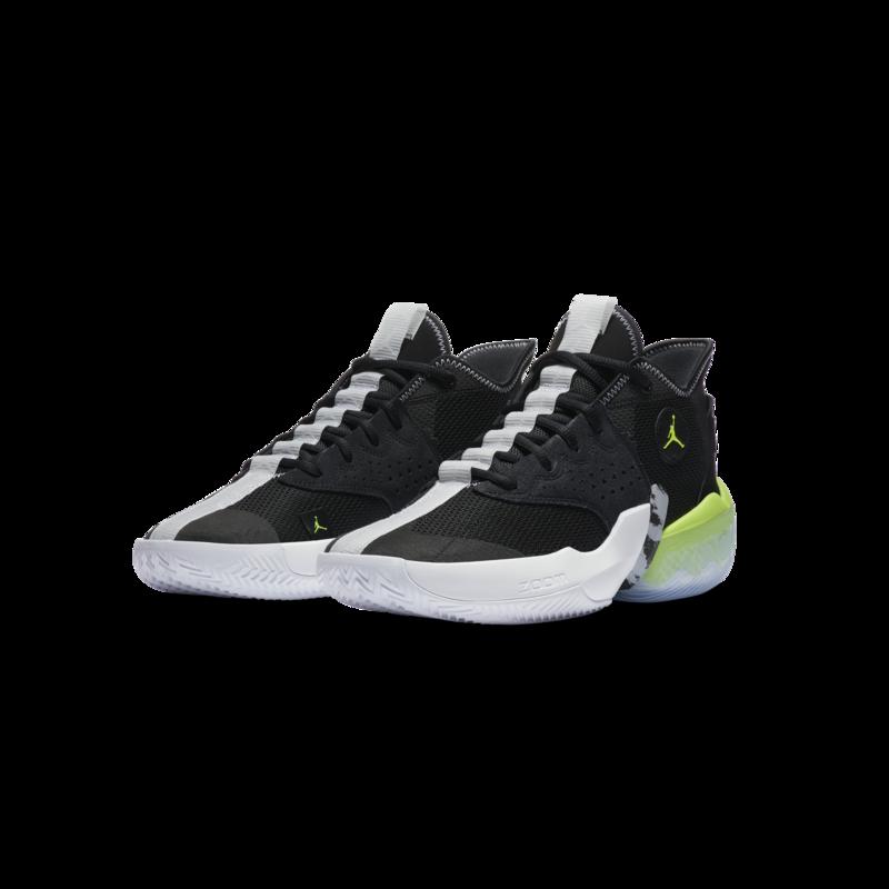 Air Jordan Air Jordan React Elevation Black/White Smoke Grey-Volt CK6618 002