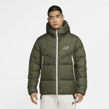 Nike Nike Sportswear Down-Fill Windrunner Twilight Marsh Olive Green CU4404-380