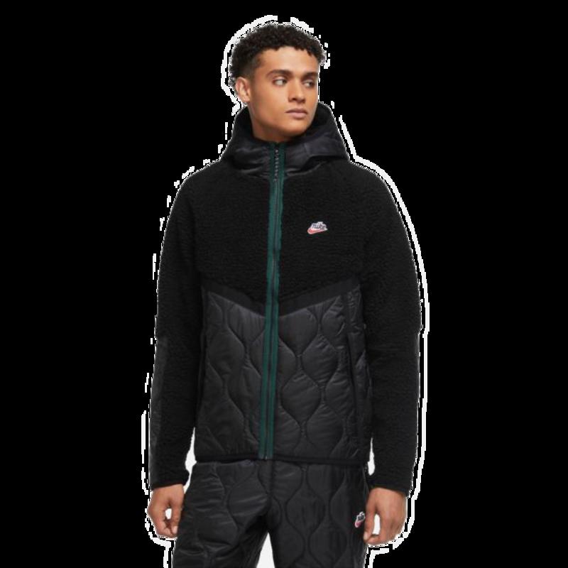 Nike Nike Chenile Fleece Sportswear Heritage Men's Jacket CU4446-010