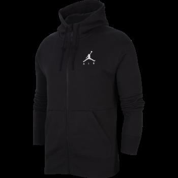 Air Jordan Air Jordan Men's  Jumpman Air Fleece Full-Zip Hoodie Black CK6679 010