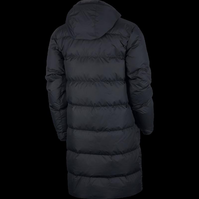 Nike Nike Men's Shield Parka Sportswear Down-Fill Windrunner Black CU4408 010
