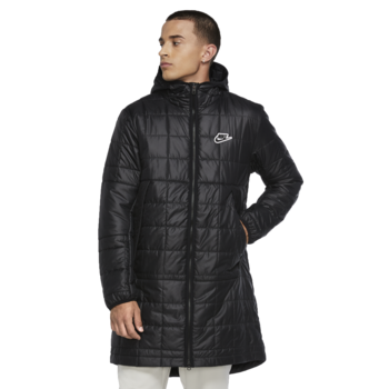 Nike Nike Men's Sportswear Synthetic Fill Parka Black Quilted CU4416 010