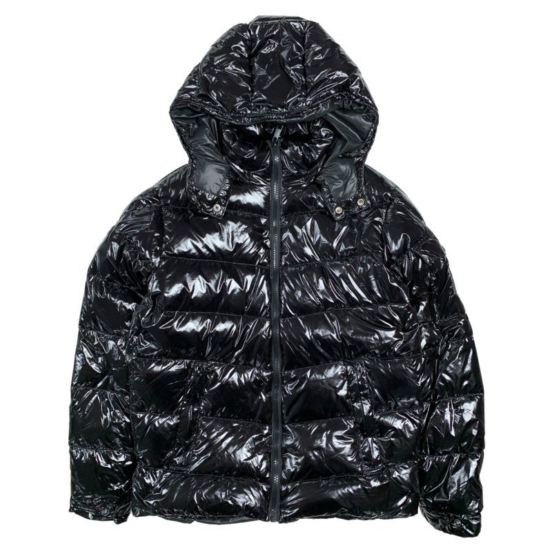 UCXX Luxe CO. Arctic Climate Jacket Black Puff