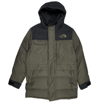 THE NORTH FACE The North Face Men's Biggie McMurdo Parka (NF0A3JQE6YY)