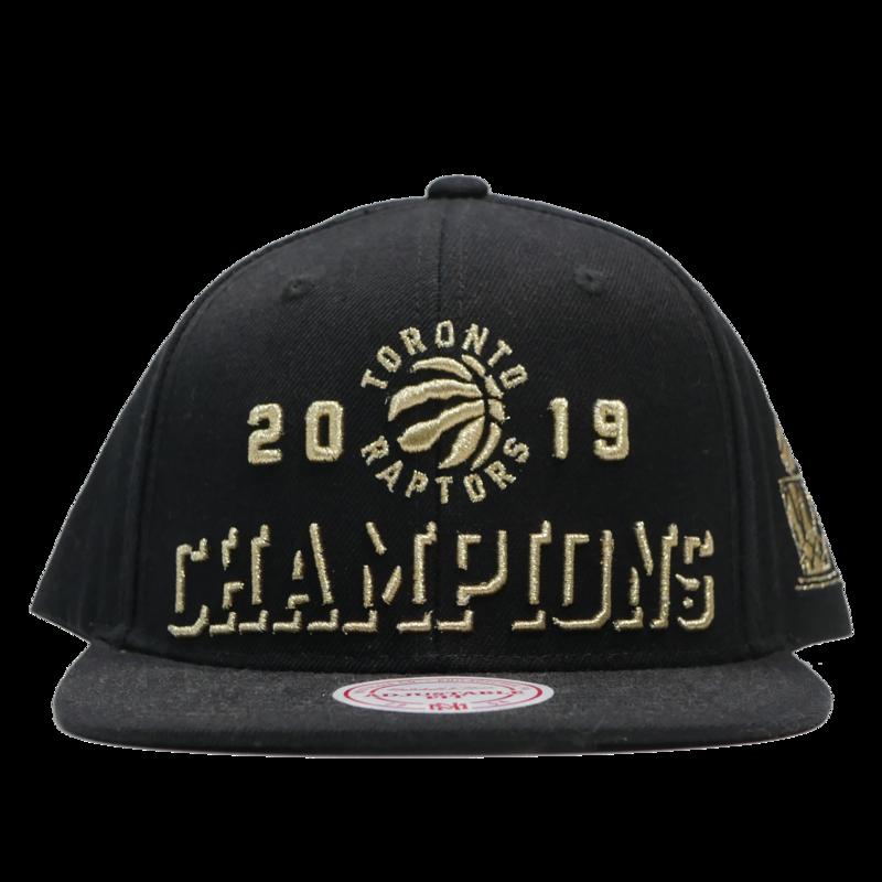 Mitchell & Ness Mitchell & Ness Toronto Raptors Champions Snapback