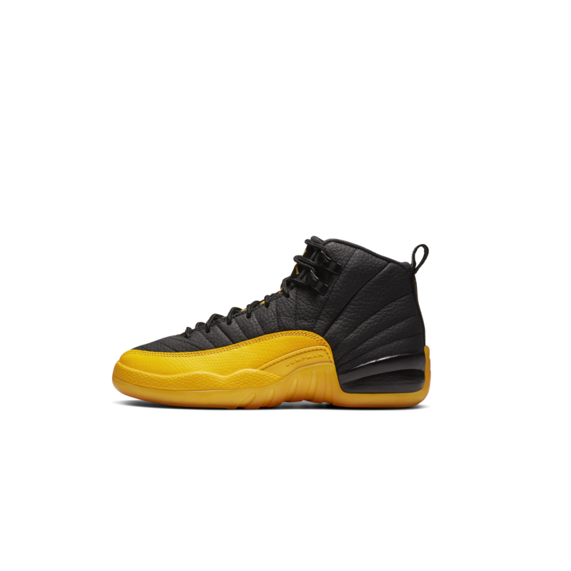 Air Jordan Air Jordan Retro 12 Black/University Gold GS 153265 070