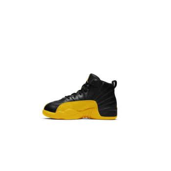 Air Jordan Air Jordan Retro 12 Black/University Gold PS 151186 070