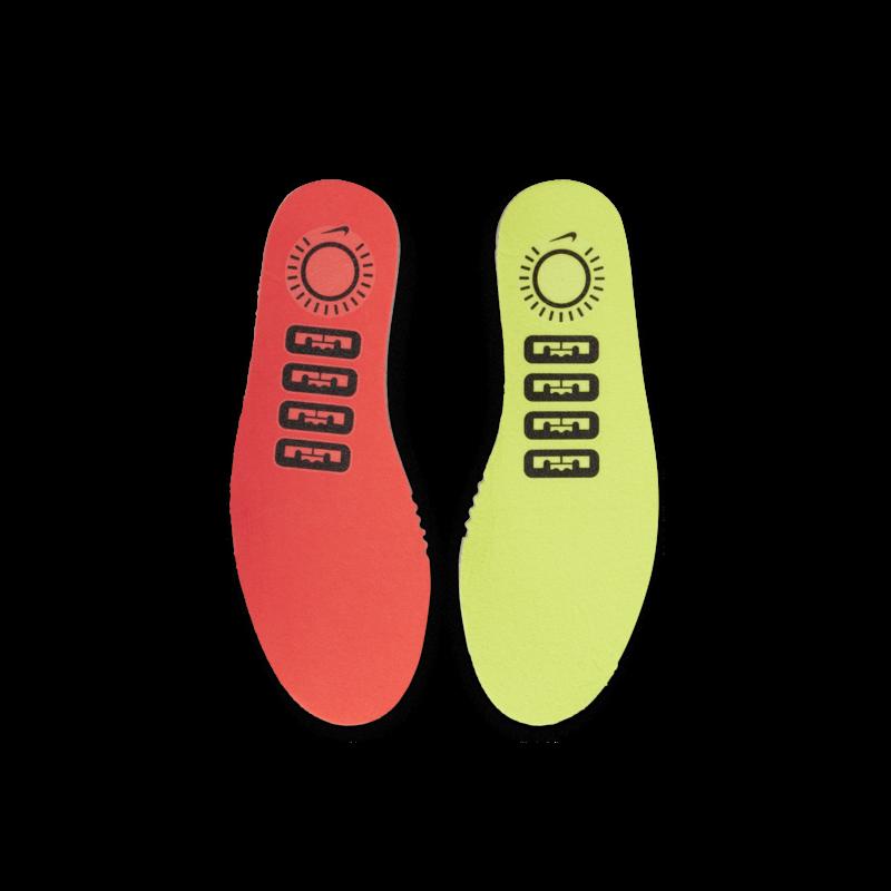 Nike Nike Lebron XVIII GS BLACK/BRIGHT CRIMSON-TOTAL ORANGE-VOLT  CW2760 009