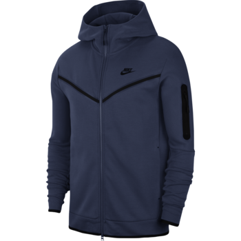 Nike Nike Men's Tech Fleece Jacket Midnight Navy CU4489 410