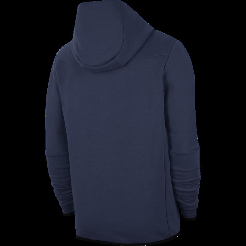 Nike Nike Men's Tech Fleece Jacket Midnight Navy CU4489 410