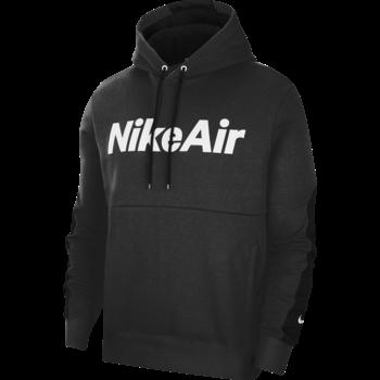 Nike Nike Air Men's Sportswear Fleece Hoodie Pullover Back/White CU4139 010