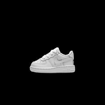 Nike Nike Force 1 Toddler White/White 314194 117