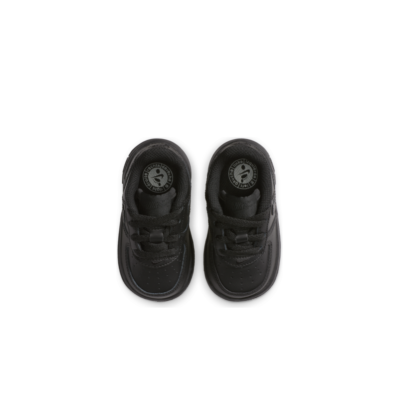 Nike Nike Force 1 Toddler Black/Black 314194 009