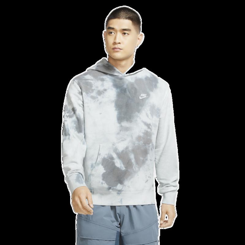 Nike Nike Men's Sportswear Club Fleece Tie-Dye Hoodie CU4345 077
