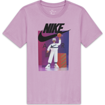 Nike Nike Kid's Graphic Tee Pink CZ1829 676