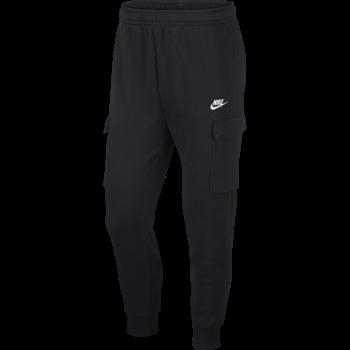 Nike Nike Men's Sportswear Club Fleece Cargo Trousers Black CD3129 010