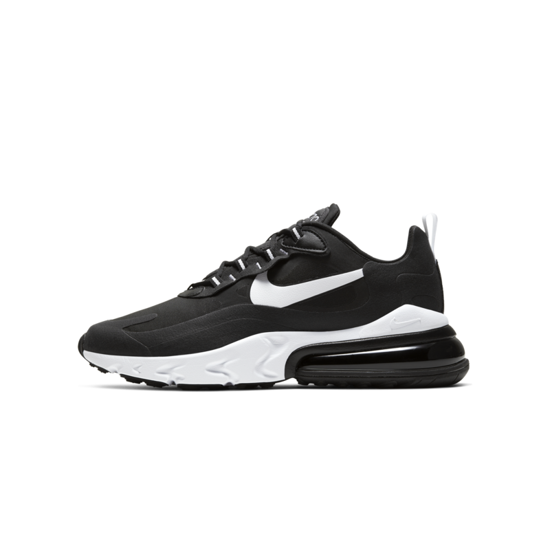 Nike Nike Men's Air Max 270 React Black/White CI3866