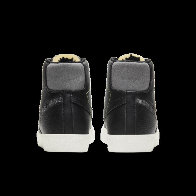 Nike Nike Men's Blazer Mid '77 Recycled Wool Black/Smoke Grey CW6726 001