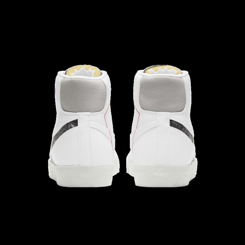 Nike Nike Men's Blazer Mid '77 Recycled Wool White/Smoke Grey CW6726 100
