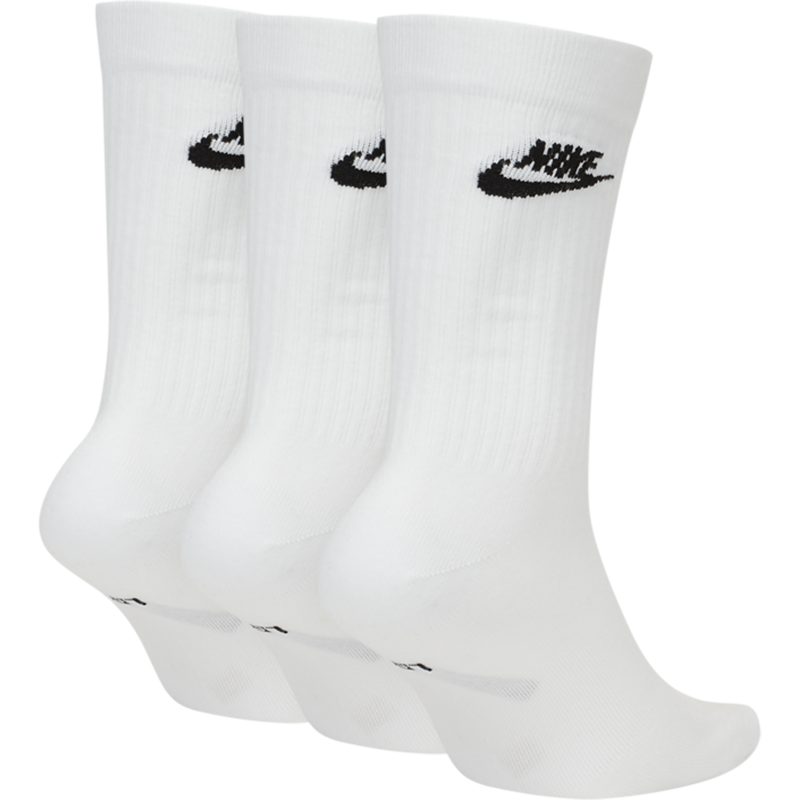 Nike Nike Everyday Crew Socks (3 pair) White SK0109 100