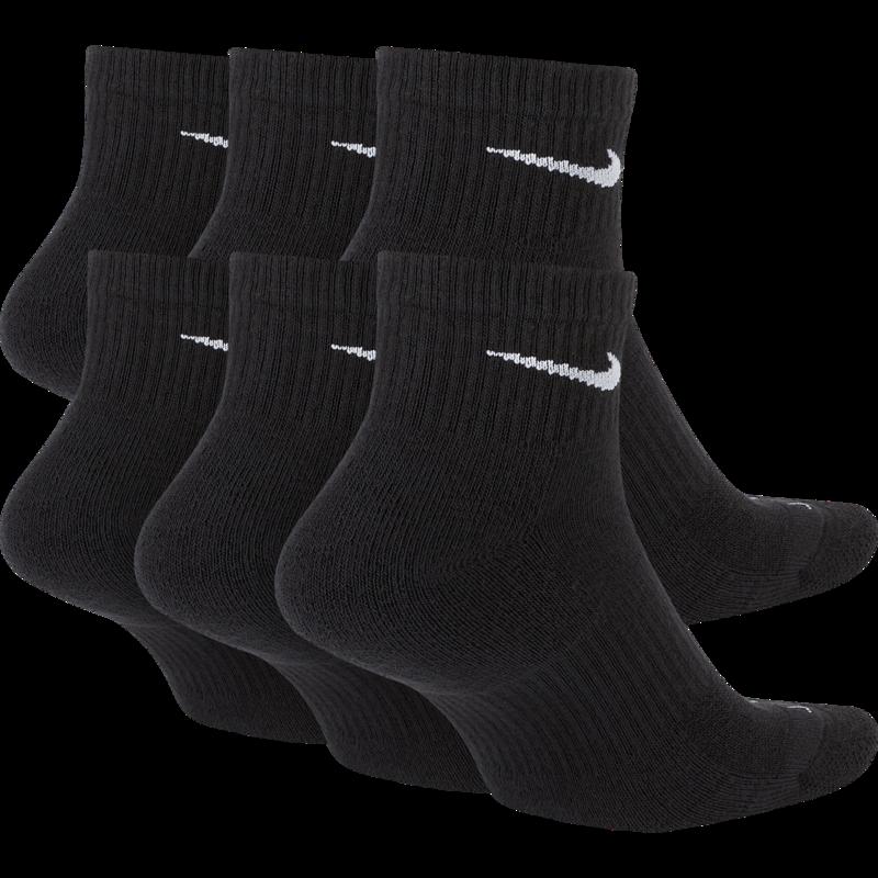 Nike Nike Everyday Plus Ankle Socks Black (6 pair) SX6899 010