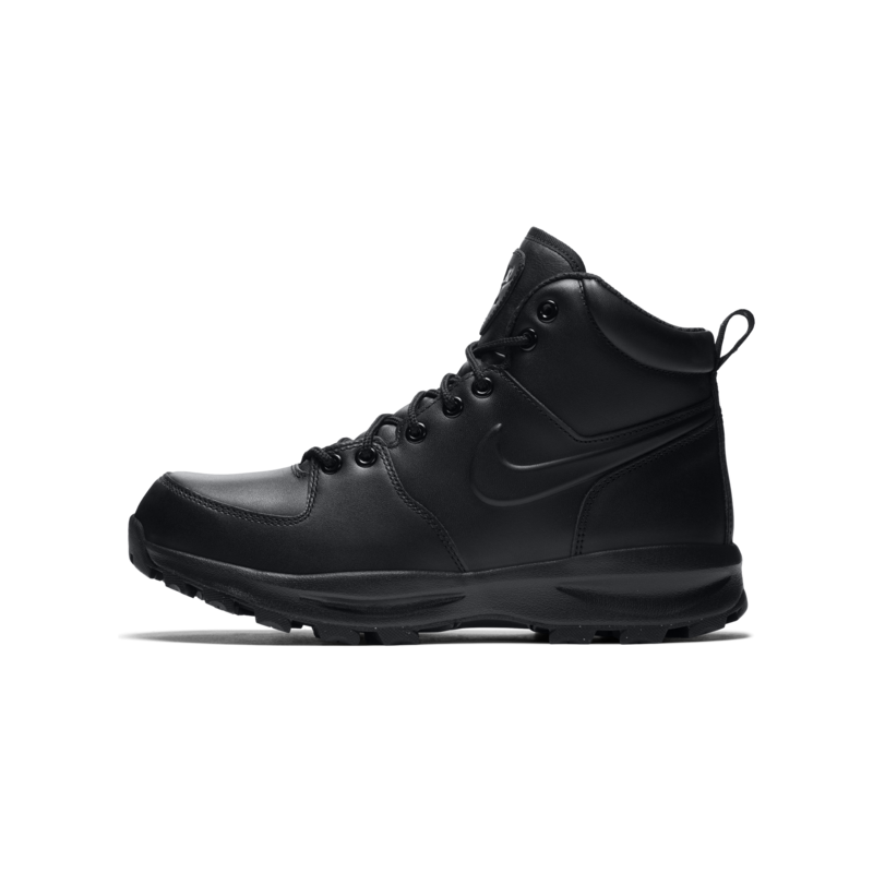 Nike Nike Men's ACG Manoa Leather Boot Black/Black 454350 003