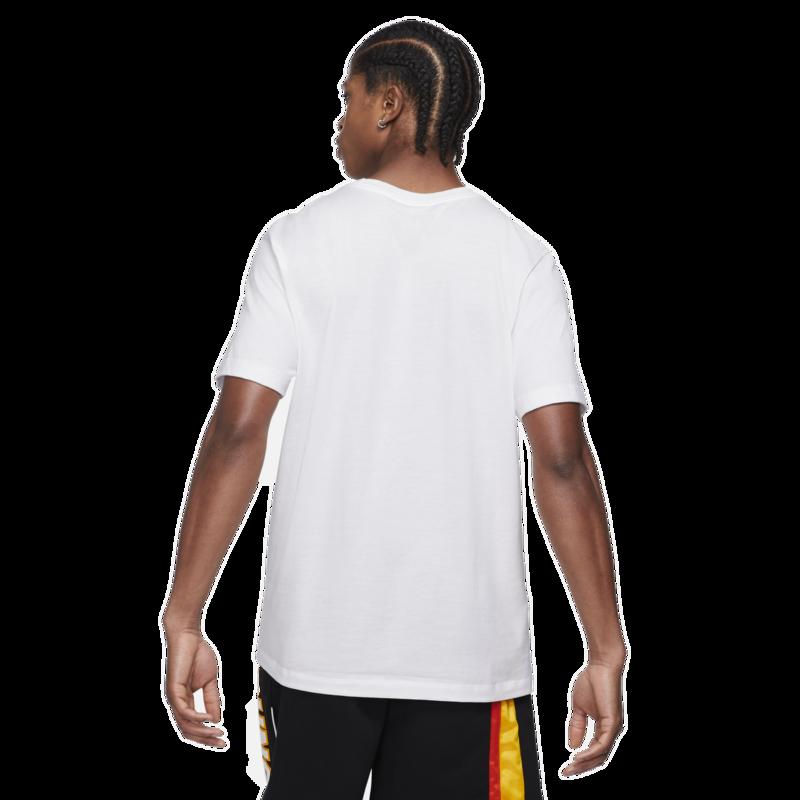 Nike Nike Men's Raygun Basketball T-shirt White DB5948 100