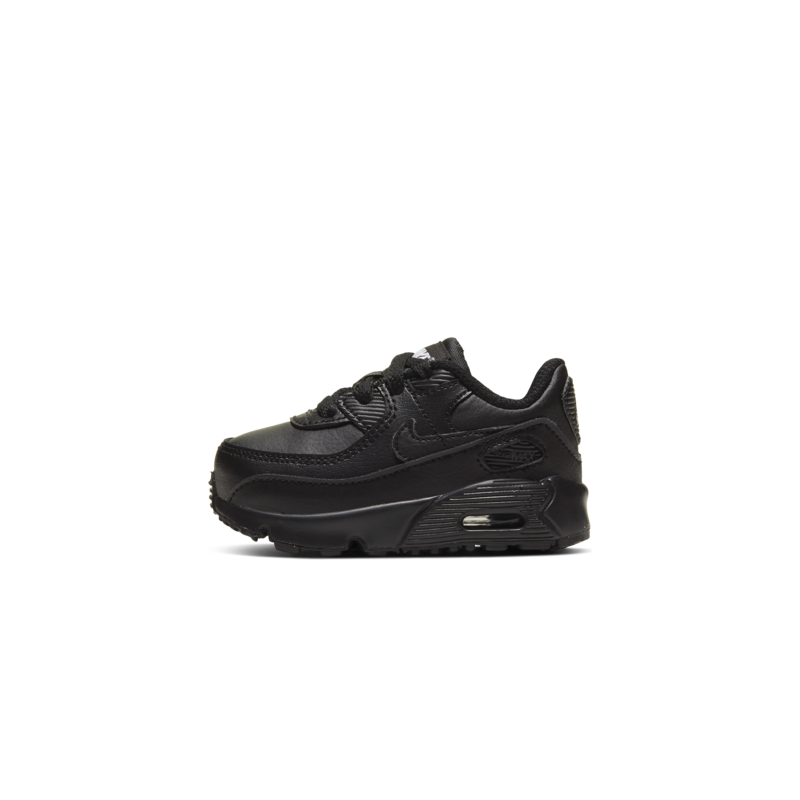 Nike Nike Toddler Air Max 90 LTR Black/Black CD6868 001