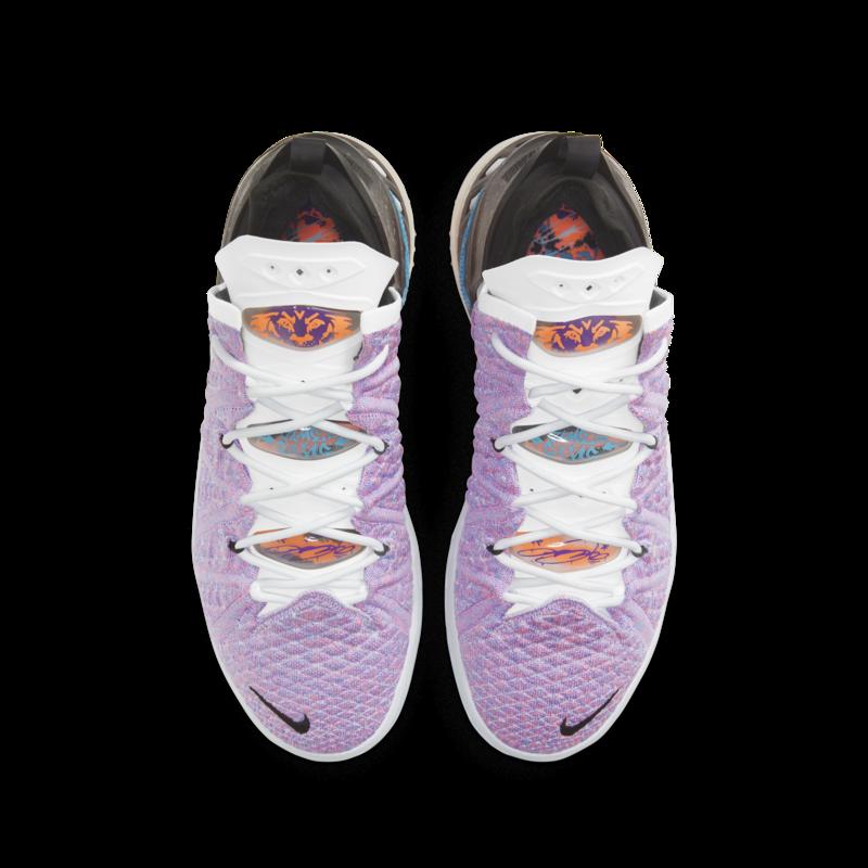 Nike Nike Men's Lebron XVIII Multicolor CQ9283 900